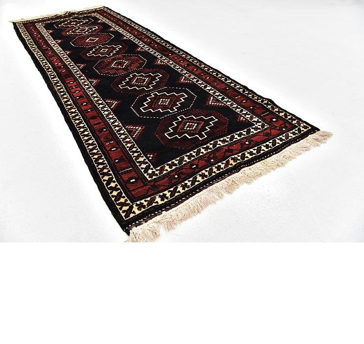 3' 6 x 9' 8 Shahsavand Persian Runn...