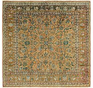 Link to 9' 10 x 10' 2 Tabriz Persian Square Rug
