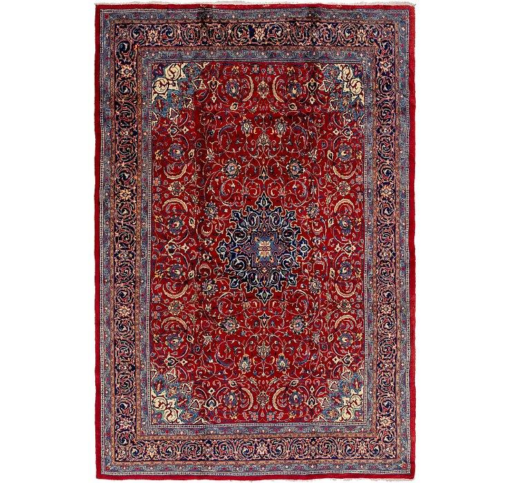 10' x 14' 2 Mahal Persian Rug