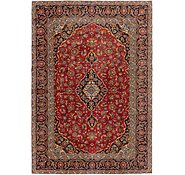 Link to 7' 8 x 11' 2 Kashan Persian Rug