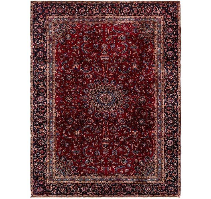 8' 8 x 11' 7 Kashmar Persian Rug
