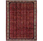 Link to 9' 6 x 12' 5 Hamedan Persian Rug