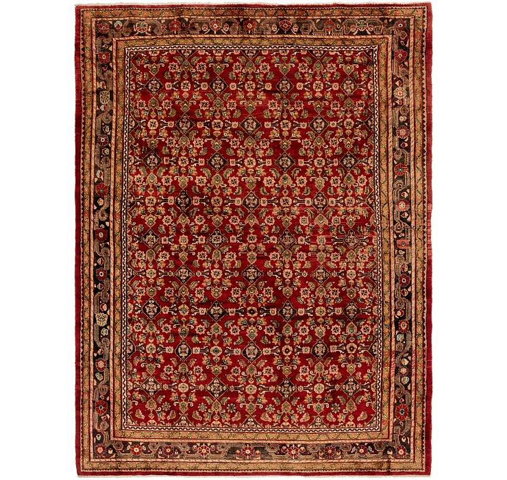 9' 4 x 12' 5 Hamedan Persian Rug