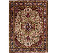 Link to 9' 4 x 12' 9 Tabriz Persian Rug