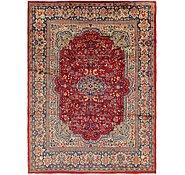 Link to 10' x 13' 7 Meshkabad Persian Rug