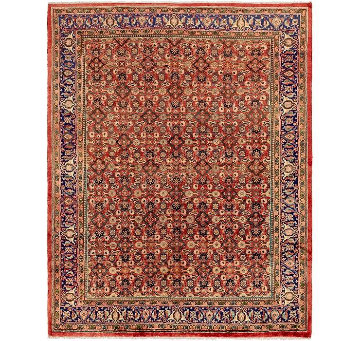 9' 10 x 12' 4 Farahan Persian Rug