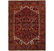 Link to 8' x 10' 10 Heriz Persian Rug