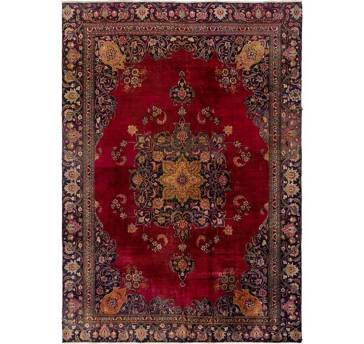 8' 5 x 12' 5 Tabriz Persian Rug
