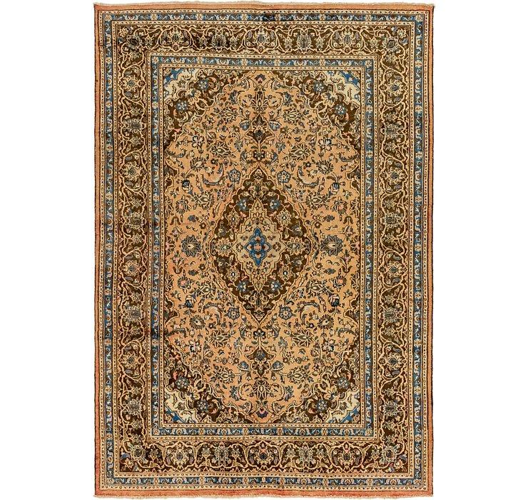 200cm x 292cm Mashad Persian Rug