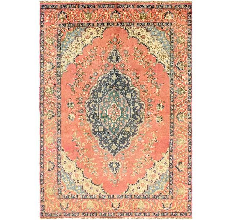 7' 6 x 10' 9 Tabriz Persian Rug