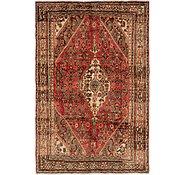 Link to 6' 7 x 9' 10 Hamedan Persian Rug