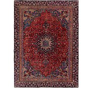Link to 8' 6 x 11' 7 Mashad Persian Rug