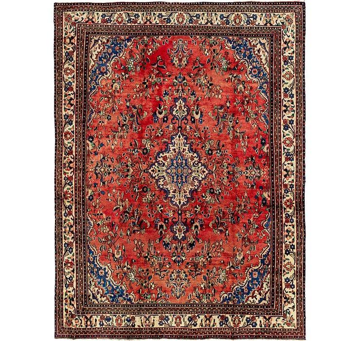 10' 3 x 13' 5 Hamedan Persian Rug