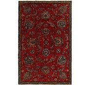 Link to 6' x 9' 4 Tabriz Persian Rug