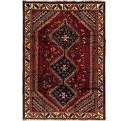 Link to 5' x 7' 2 Ghashghaei Persian Rug
