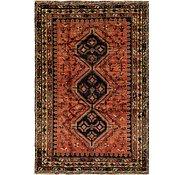 Link to 168cm x 250cm Ghashghaei Persian Rug