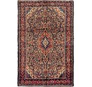 Link to 6' 10 x 10' 6 Hamedan Persian Rug