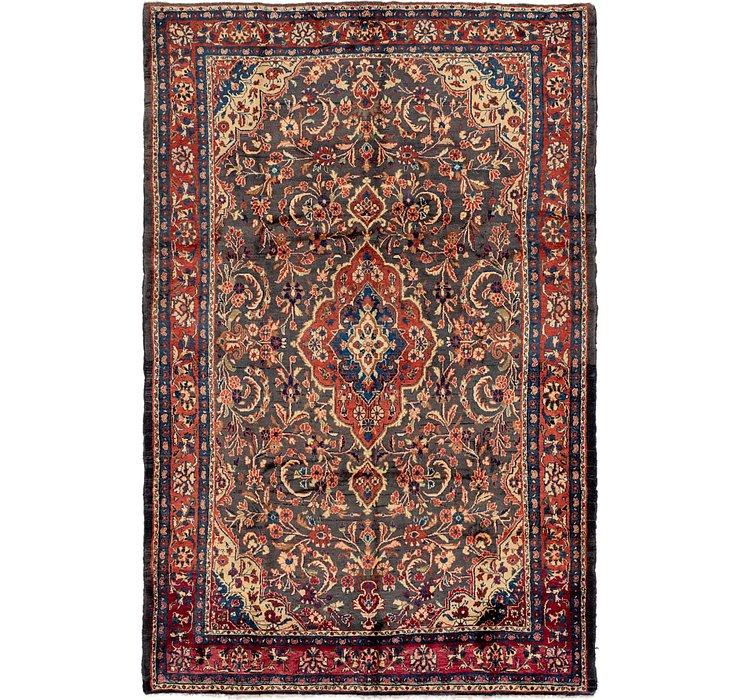 6' 10 x 10' 6 Hamedan Persian Rug