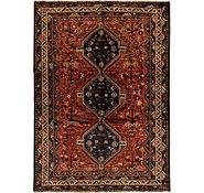 Link to 7' x 9' 6 Ghashghaei Persian Rug