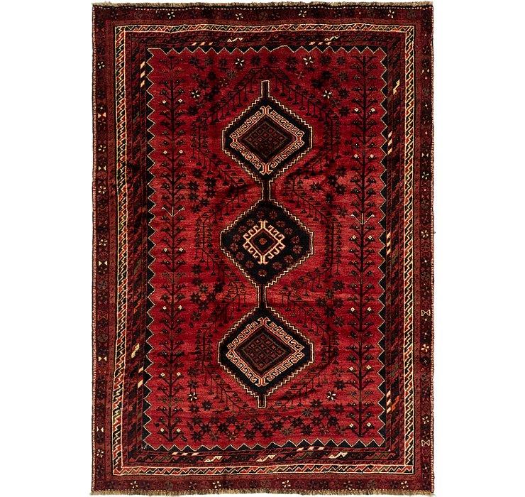 5' 10 x 8' 6 Ghashghaei Persian Rug