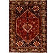 Link to 6' 10 x 9' 6 Ghashghaei Persian Rug