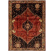 Link to 7' 2 x 10' Ghashghaei Persian Rug