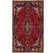 Link to 5' x 8' 8 Hamedan Persian Rug