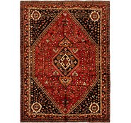 Link to 7' 3 x 9' 9 Ghashghaei Persian Rug