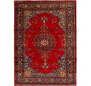 Link to 275cm x 365cm Golpayegan Persian Rug