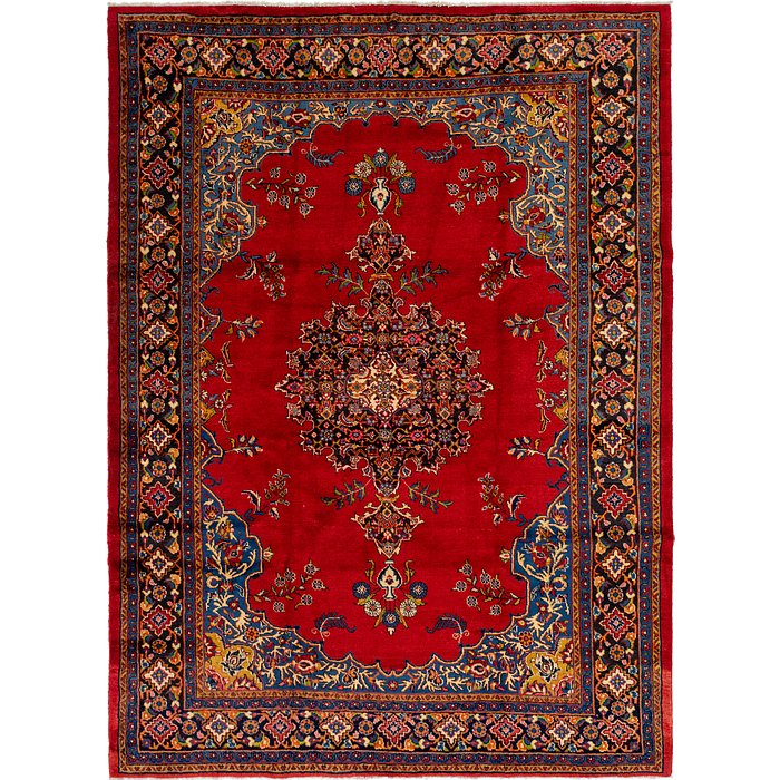 9' x 12' Golpayegan Persian Rug