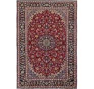 Link to 9' x 13' 5 Isfahan Persian Rug