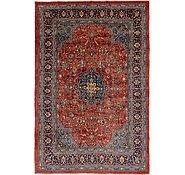 Link to 8' 10 x 13' 6 Sarough Persian Rug