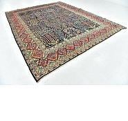 Link to 295cm x 378cm Kerman Persian Rug