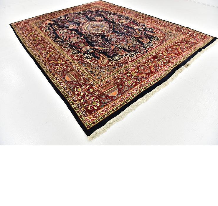 9' 5 x 12' Kashmar Persian Rug