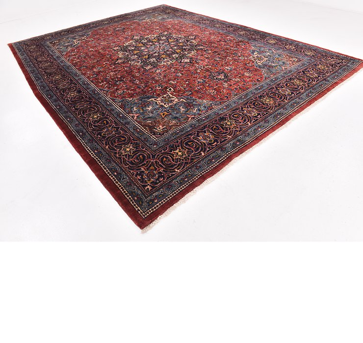 10' 2 x 13' 6 Kashmar Persian Rug