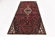 Link to 4' 2 x 8' 8 Hamedan Persian Runner Rug