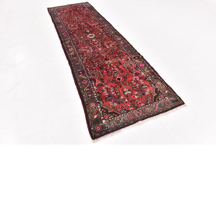 3' 4 x 10' 10 Shahsavand Persian Runn...