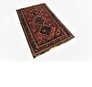 Link to 3' 4 x 5' 4 Ghashghaei Persian Rug