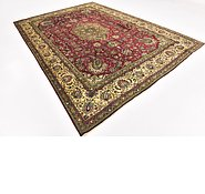 Link to 8' 4 x 11' 10 Tabriz Persian Rug