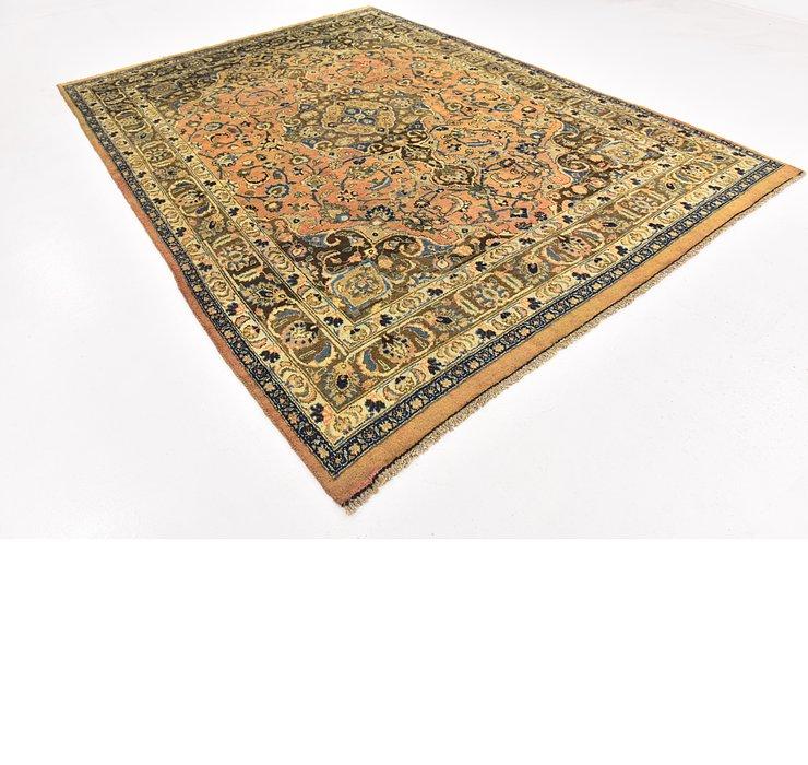 8' 5 x 11' 8 Mashad Persian Rug