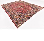 Link to 9' 8 x 13' Kashmar Persian Rug