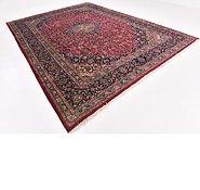 Link to 9' 7 x 13' 4 Mashad Persian Rug