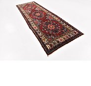 Link to 4' x 12' 8 Hossainabad Persian Runner Rug
