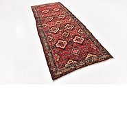 Link to 3' 9 x 9' 5 Hamedan Persian Runner Rug
