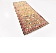 Link to 3' 9 x 10' 9 Farahan Persian Runner Rug