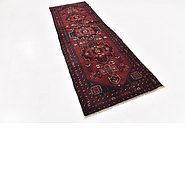 Link to 3' 4 x 9' 8 Khamseh Persian Runner Rug