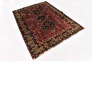 Link to 5' x 6' 7 Ghashghaei Persian Rug