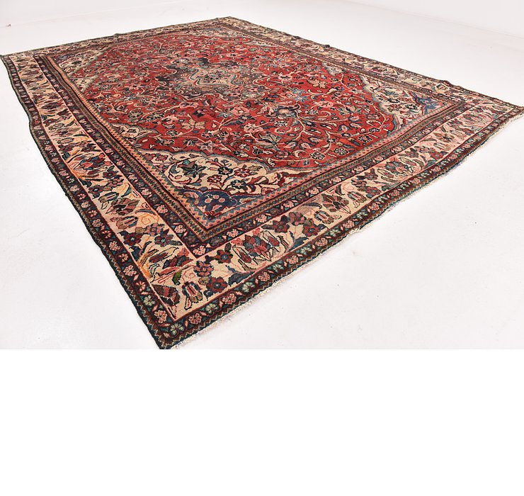 9' 7 x 13' 3 Borchelu Persian Rug
