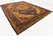 Link to 8' 8 x 11' 9 Tabriz Persian Rug