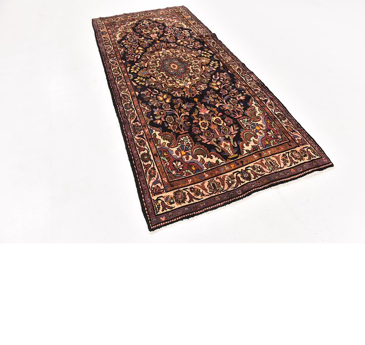 4' x 9' 5 Borchelu Persian Runner...